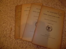 1908.Mémoires académie sciences belles lettres Besançon.Franche-Comté.
