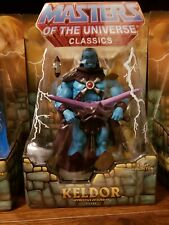 Keldor Goat Man The Faceless One The Mighty Spector Masters Universe MOTU...