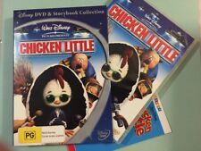 CHICKEN LITTLE Walt Disney Storybook Collection DVD - LIKE NEW- Get it Fast