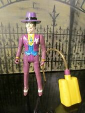 Batman Movie 1989 THE JOKER Action Figure Complete with Squirting Orchid~