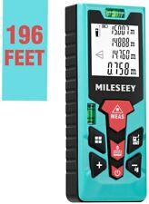 MiLESEEY Laser Measure(S2)196ft Laser Distance Meter