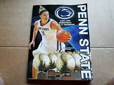 Penn State Lady Lion Basketball 2010-2011 Yearbook Current and Past History