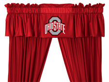 NEW Ohio State OSU Buckeyes Jersey Window Valance