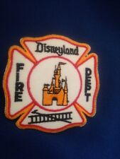Disneyland Fire Department Patch