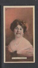 CIGARETTE CARDS Godfrey Phillips 1900 Actresses 'C' series - #113D