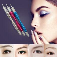 NEU Damen Kosmetik Stift Tattoomaschine Permanent Make-up Augenbrauen Halter