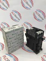 MOELLER DILOM-G 24VDC CONTACTOR RELAY DIL0M-G
