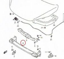 New Genuine Suzuki Esfinge SZ3 Antiniebla Luz Kit Set Completo 990E0-84M51