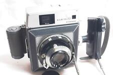 """VINTAGE"" [EXC.++] Mamiya 23 Standard Press 6x9 Roll Film Camera ""Fully Working"""