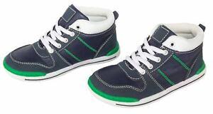 Boys Trainers Shoes Low Shoes Casual Shoes Blue Size 29