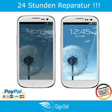 Samsung Galaxy S3 i9300 Frontglas Display LCD Glas Glasbruch Reparatur weiß