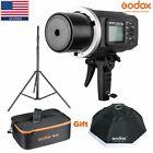 Godox AD600BM 600W HSS 1/8000s 2.4G Studio Flash Light +Softbox F Wedding Photo