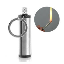 Hot 1PC Emergency Fire Starter Flint Match Lighter Outdoor Camping Survival Tool