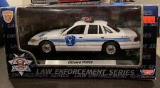 Motor Max 1:24 Scale Law Enforcement Series FORD OTTAWA POLICE