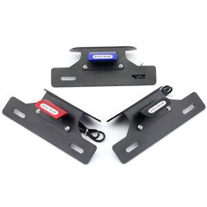 Fender Eliminator License Plate Holder For SUZUKI GSX-R 600 GSXR750 2011-2019