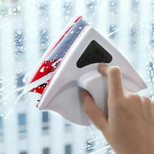Double Side Magnetic Window Cleaner Useful Glass Surface Wiper Cleaning Brush
