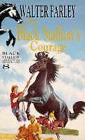 The Black Stallion's Courage (Knight Books), Farley, Walter, Very Good Book