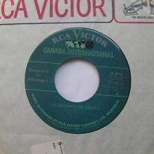 *VICKY LEANDROS Les enfants du soleil VG++ CANADA RARE RCA 1968 FRENCH POP 45