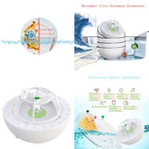 5V 2A  Sink Dishwasher USB Automatic Wave Dishwasher For Bowls Dishes