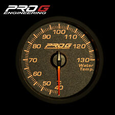 Pro G Race Series RC Gauge - Water Temperature °C 60mm (amber red)