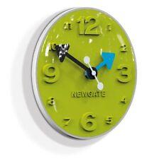 Newgate Acrylic Analogue Wall Clocks