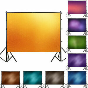 3x5/5x7ft Colorful Ray Vinyl Photography Backdrops Party Background Studio Props