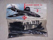Maquette AIRFIX 1/72ème HAWKER HUNTER F.6