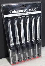 Cuisinart Classic Cutlery Steak Knives (set of 6)