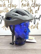 Freetown Gear and Gravel Lumiere MIPS Adult 53-60mm Bike Helmet Black LED Light
