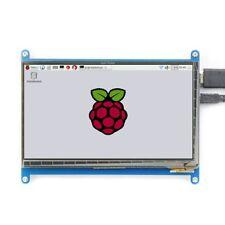 Waveshare 7 inch Raspberry Pi Display HDMI 1024x600 LCD Touchscreen USB SP