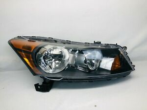 2008 2009 2010 2011 2012 HONDA ACCORD FRONT RIGHT OEM HEADLIGHT GENUINE