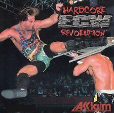 SEGA Dreamcast Jeu-ECW Hardcore Revolution (avec neuf dans sa boîte)