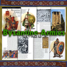 Byzantinische Armeen 325 - 1453 Ad (Roman) (Squadron Signal 8001)