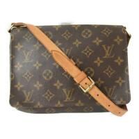 LOUIS VUITTON Musette Tango short shoulder bag M51257 Monogram Used LV