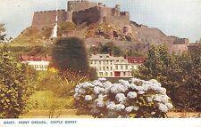 BF34172 jersey mont orgueil castle gorey uk  front/back scan