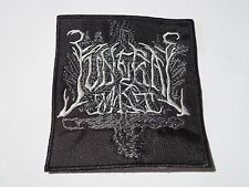 FUNERAL MIST EMBROIDERED LOGO BLACK METAL PATCH