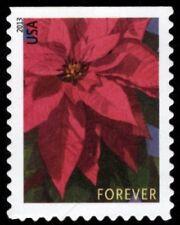 2013 46c Poinsettia, America's Christmas Flower Scott 4816 Mint F/VF NH