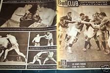 BUT ET CLUB 1949 N 162 RUGBY FRANCE - IRLANDE