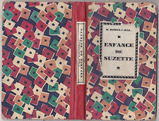L'enfance de Suzette Livre de lecture