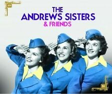 CD ANDREWS SISTERS & FRIENDS CROSBY KAYE HAYMES JOLSON MIRANDA