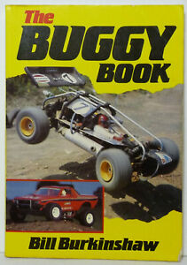 The Buggy Book. Bill Burkinshaw, 1985. Radio Controlled Model Cars. Good & Clean