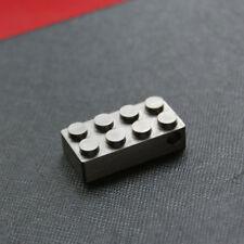 Titanium Key Ring Flashlight Keychain Thread Buckle Carabiner Key Holder Key Fob