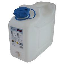 Wasserkanister PROFI 12 Liter mit Hahn NEU Trinkwasser-Kanister 12L Wassertank