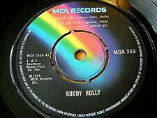 BUDDY HOLLY - PEGGY SUE / RAVE ON / ROCK AROUND WITH OLLIE VEE / MIDNIGHT SHIFT