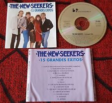 THE NEW SEEKERS ** 15 Grandes Exitos ** ORIGINAL & SCARCE 1992 Spain CD