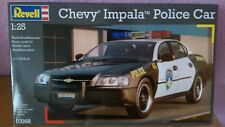 Chevy Impala Police Car Bausatz von Revell in 1:25