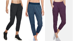 Under Armour UA Women's Vanish Mesh Loose Crop Gym Lounge Pants - New