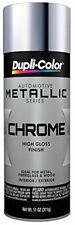 Duplicolor Cs101 Instant Chrome Metallic Enamel Spray Paint 11 Oz Can