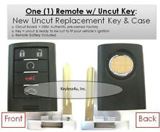 fab keyless remote entry starter 25943676 smartkey #1 smart key clicker fob STS