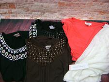 Lot of Women's Maternity Clothes Shirt Blouse Sweater Q-T Motherhood Liz Lange L